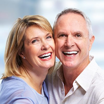 Implant Retained Dentures - Cosmetic Dental Gallery